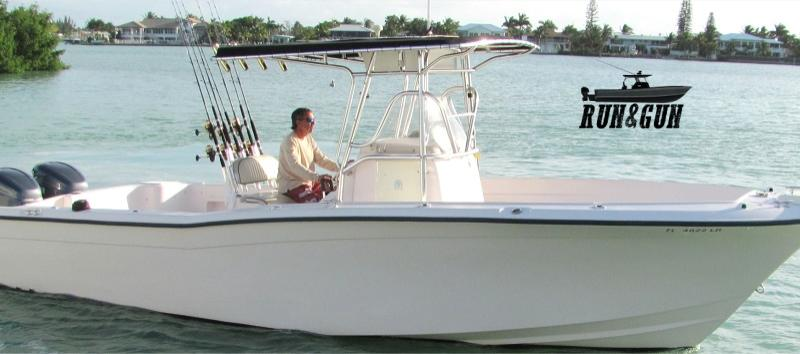 Capt Tom - Run & Gun Fishing Charters